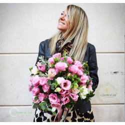Bouquet Estivo rosa